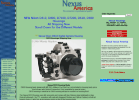 Nexusamerica.com thumbnail