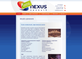 Nexusconsult.eu thumbnail