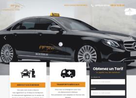 Neyron-taxi.fr thumbnail