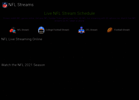 Nflstream.io thumbnail