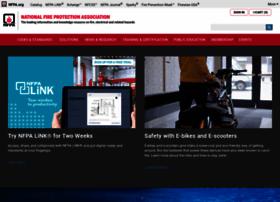 Nfpa.org thumbnail