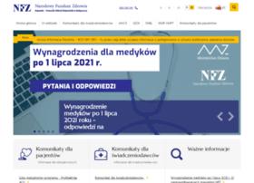 Nfz-bydgoszcz.pl thumbnail