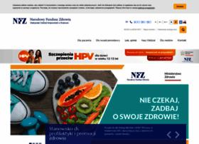 Nfz-krakow.pl thumbnail
