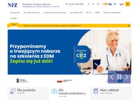 Nfz-szczecin.pl thumbnail