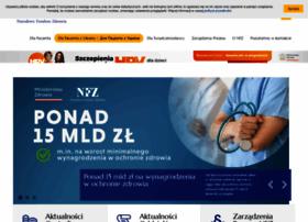 Nfz.gov.pl thumbnail