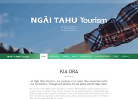 Ngaitahutourism.co.nz thumbnail