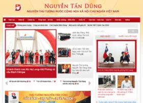 Nguyentandungvn.org thumbnail