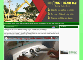 Nhaxuonghcm.info thumbnail