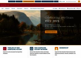 Nhhistory.org thumbnail