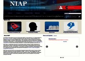 Niap-ccevs.org thumbnail