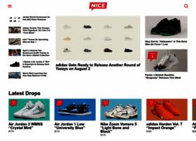 Nicekicks.com thumbnail