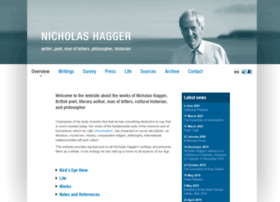 Nicholashagger.co.uk thumbnail