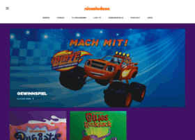 Nickelodeon Startseite