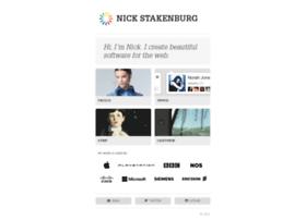 Nickstakenburg.com thumbnail