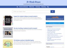 Nicole-brown.co.uk thumbnail