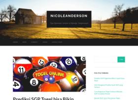 Nicoleanderson.info thumbnail