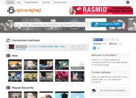 Nicomimi.net thumbnail