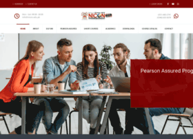 Nicon.edu.pk thumbnail