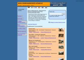 Niederoesterreich-urlaub.at thumbnail