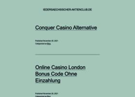Niedersaechsischer-aktienclub.de thumbnail