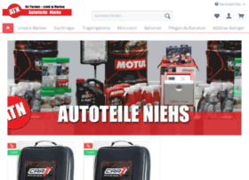 Niehs.de thumbnail