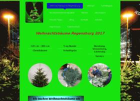 Niesner-weihnachtsbaeume.de thumbnail