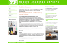 Nieuweakademie.nl thumbnail