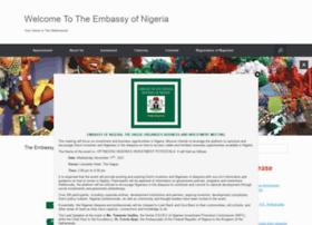 Nigerianembassythehague.nl thumbnail