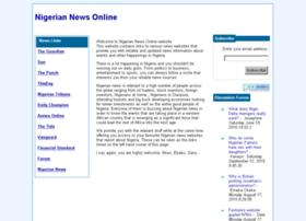 Nigeriannewsonline.net thumbnail