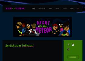 Night-of-the-meteor.de thumbnail