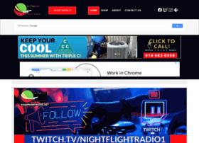Nightflightradio.net thumbnail
