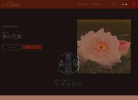 Nihonbijutsuin.or.jp thumbnail