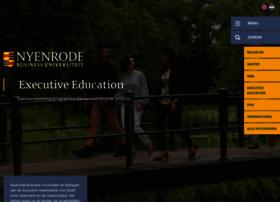 Nijenrode.nl thumbnail
