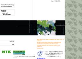 Nik-net.co.jp thumbnail