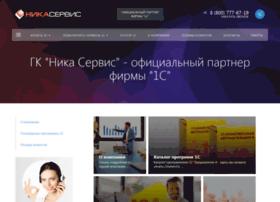 Nika-service.ru thumbnail