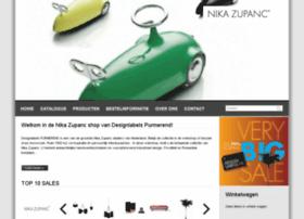 Nikazupancshop.nl thumbnail