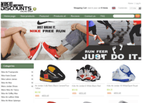 Nikefactorystore.net thumbnail