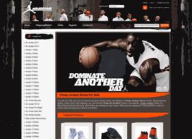 Nikejordanretroshoes.org thumbnail