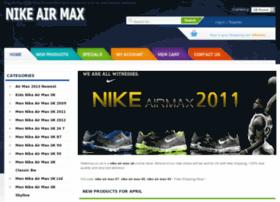Nikemaxonlines.co.uk thumbnail
