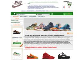 Nikesneaker2019.fr thumbnail