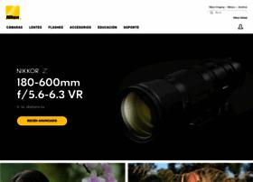 Nikon.com.mx thumbnail