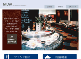 Nilax.co.jp thumbnail