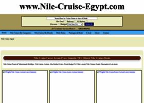 Nile-cruise-egypt.com thumbnail