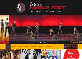Nimblefoot.org thumbnail