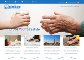 Nimbuswater.ca thumbnail