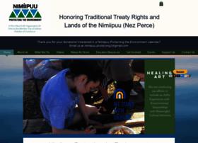 Nimiipuuprotecting.org thumbnail