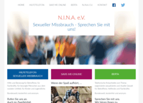 Nina-info.de thumbnail