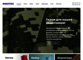 Ninatex.com.ua thumbnail