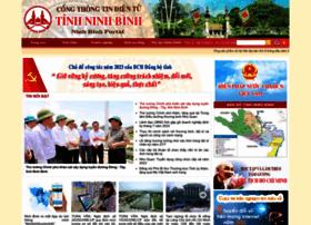 Ninhbinh.gov.vn thumbnail