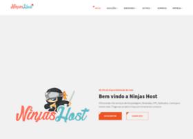 Ninjashost.com.br thumbnail